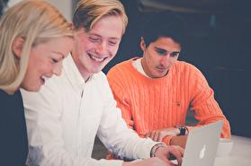 Studentkonsulter från Campus Helsingborg