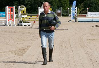 Lars Christensson gick banan redan dagen innan, men sen blev han tvungen att stryka sig. Men nästa år är han tillbaka!
