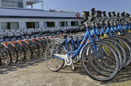 Unisex cyklar  7 växlade