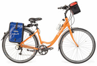 Unisex cykel, 27 växlad