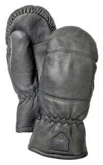 Leather Box skinnvante - Stl. 8