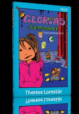 Barnboken Glorias Memoarer är en rolig barnbok för barn i bokslukaråldern skriven av barnboksförfattaren Therese Loreskär