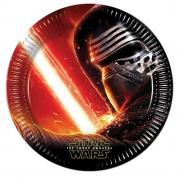 Star wars EP.7 tallrik 8st 39kr
