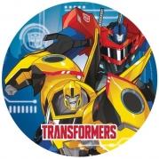 Transformers tallrik 8st 39kr