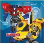 Servett Transformers 20p 42kr (finns annan variant för 36kr)