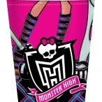 Pappmugg Monster high 8st 37kr