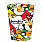 Pappmugg ANgry birds 8st 30kr
