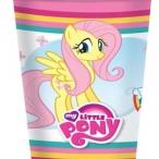 Pappmugg My little pony 8st 37kr