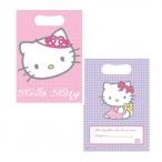 Kalaspåsar Hello Kitty 8p 20kr