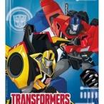 Kalaspåsar Transformers 8p 20kr