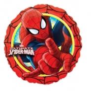 Folieballong Spiderman 43cm 38kr