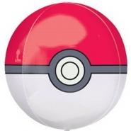 Folieballong Pokemon Orb 38x40cm 57kr