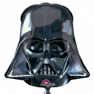 Folieballong Supershape Darth Vader 63x63cm 85kr