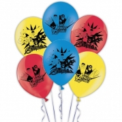 Ballonger Avengers (4 sidor) 27,5cm 6st 38kr