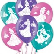 Ballonger Disney prinsessor (4 sidor) 27,5cm 6st 42kr