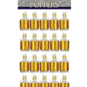 Partypoppers guld 20p 39kr