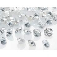 Diamanter 30g 6mm Metallic silver 19kr