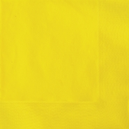 Servetter 2-lags 20p Sunflower yellow 15kr