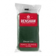 Sockerpasta Renshaw 250g Bottle green 32kr