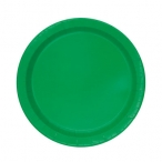 Papperstallrikar 17,1cm 8p Emerald 15kr