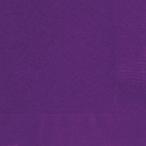 Servetter 2-lags 20p Deep purple 15kr