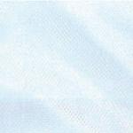 Organzaband med wire 5cmx20m Babyblå 66kr