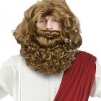 BESTÄLLNINGSVARA peruk och skägg Holy man 149kr