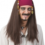 BESTÄLL NINGSVARA Peruk pirat 129kr