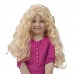 BESTÄLLNINGSVARA Peruk Blond Barn 129kr