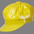 BESTÄLLNINGSVARA Disco cap yellow 65kr