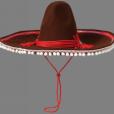 BESTÄLLNINGSVARA Sombrero deluxe 179kr