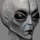 BESTÄLLNINGSVARA Latexmask Area 51, 649kr