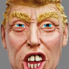 BESTÄLLNINGSVARA Latexmask D.Trump 499kr