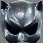 BESTÄLLNINGSVARA Latexmask Halfmask Catgirl öppen baksida resårband 139kr