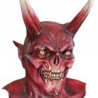 BESTÄLLNINGSVARA Latexmask The Red Devil 499kr