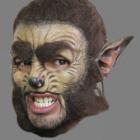 BESTÄLLNINGSVARA Latexmask Werewolf deluxe 399kr