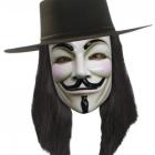 BESTÄLLNINGSVARA Pvcmask V for Vendetta 129kr