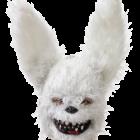 BESTÄLLNINGSVARA Pvc Evil Bunny 149kr