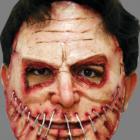 BESTÄLLNINGSVARA Latexmask Serial killer 09 öppen baksida resårband 229kr