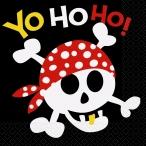 Servetter 2-lags 16p Pirate fun 18kr