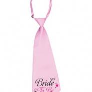 Bride to be slips rosa 35kr