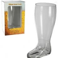 XXL beer boot glas 329kr