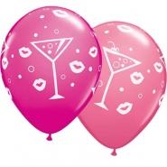 Latexballonger drinks and bubbly 27,5cm 25st 149kr