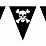 Vimpel Jolly Roger 7m 39kr