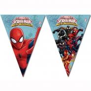 Vimpel Spiderman 2,3m 62kr