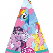 Partyhattar My little pony 8st 34kr