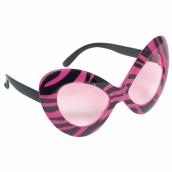 Glasögon diva rosasvart 49kr