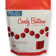 Pme candy buttons Red 340g 69kr