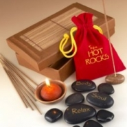 Hot rocks spa kit 199kr