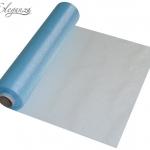 Organzarulle 29cm x25m light blue 115kr
